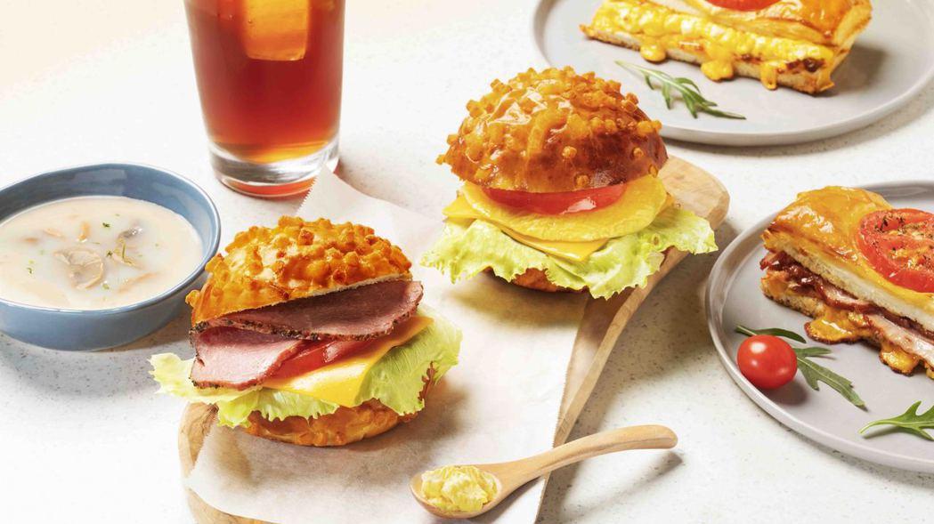 Pizza Hut EXPRESS將會提供早餐服務。圖/必勝客提供