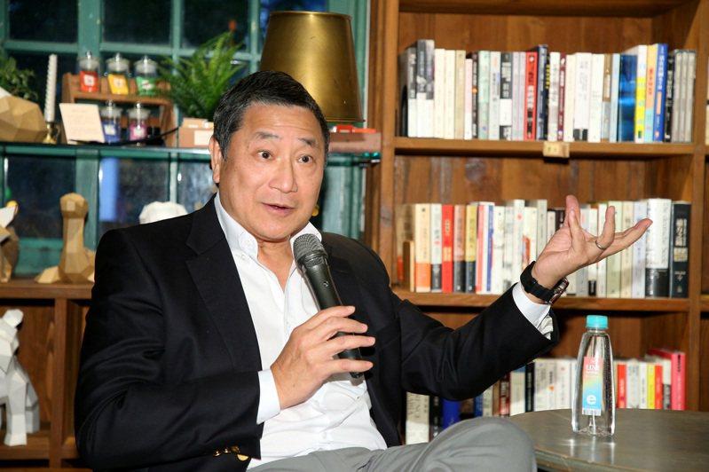 台泥董事長張安平(圖)日前受邀與台灣董事學會發起人蔡鴻青對談,闡述自己經營管理的理念。圖/聯合報系資料照片