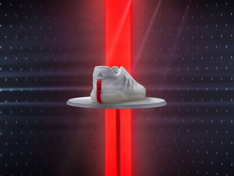 A+P Luna Rossa 21 運動鞋,19,000元。圖/Prada提供