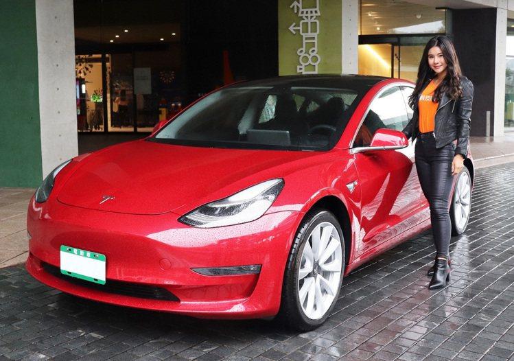 「蝦皮購物12.12狂歡生日慶」祭出Tesla特斯拉電動車12元起標,12月12...