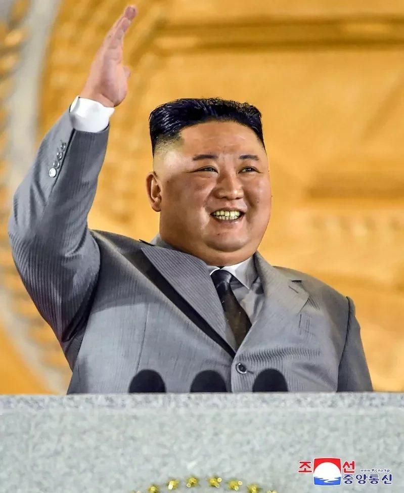 北韓領導人金正恩。圖/取自法新社