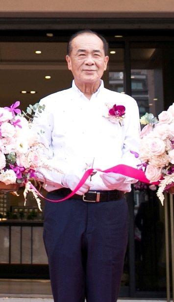 隆大董事長陳武聰說,隆大營建明年的營收會相當亮眼。 攝影/張世雅