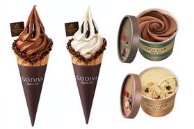 只有2天!Godiva「冰淇淋」買一送一來了 甜筒、杯裝都有優惠