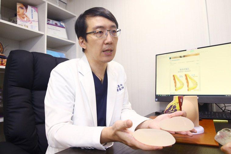 整型外科的陳振坤醫生提到,由於霧面材質的微絨毛與身體的密合度高,降低不穩定性,也...