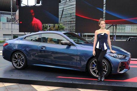 全新世代BMW 4系列雙門跑車帥氣登場 年度配額搶購一空
