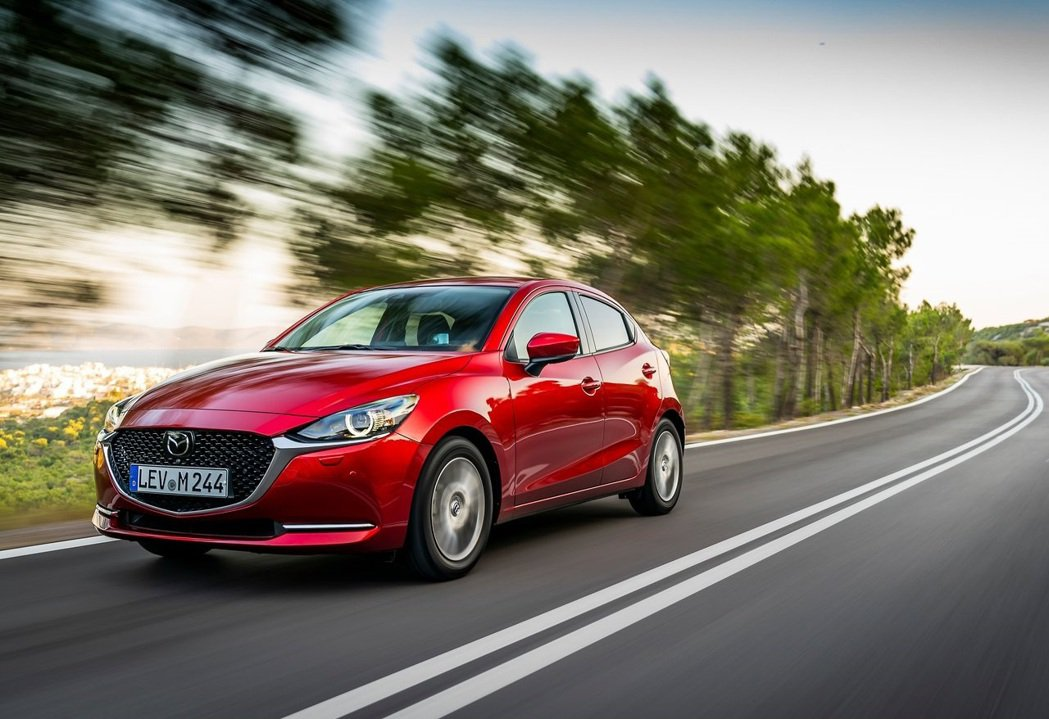 Mazda 2即將停產。 摘自Mazda