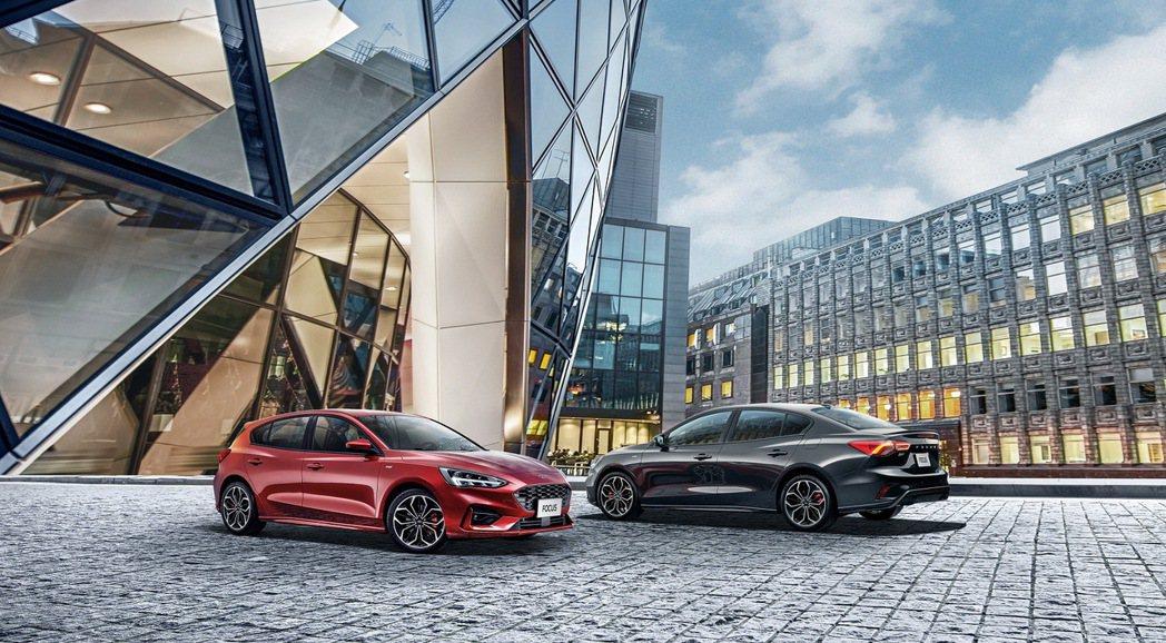 Ford Focus持續熱銷,於11月新車銷售來到1,217輛,也達到同級車市占...