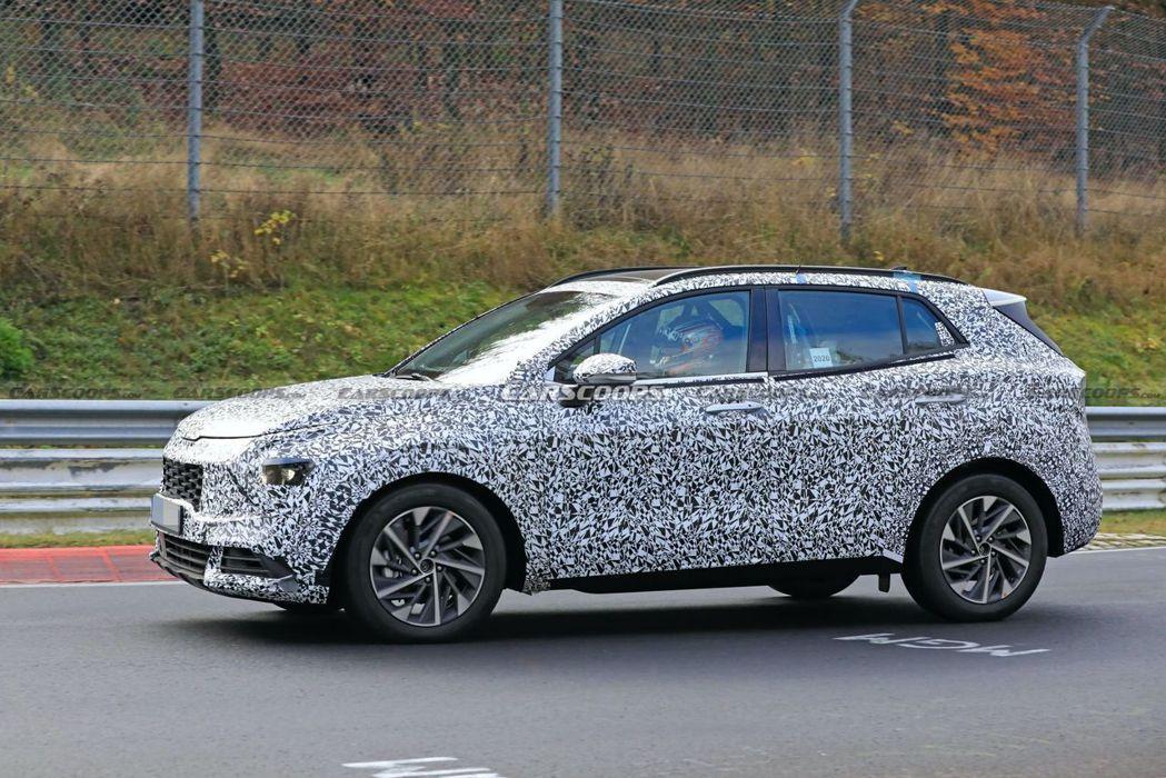 第五代Kia Sportage動力編成預計將會與新世代Hyundai Tucos...
