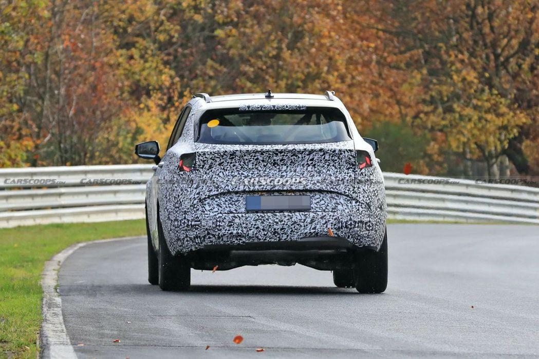 第五代Kia Sportage要等到明年才會正式發表。 摘自Carscoops