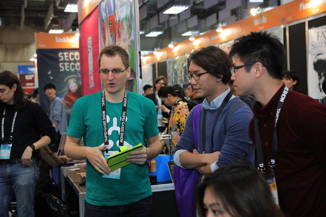 IGA2021獨立遊戲開發者交流平台