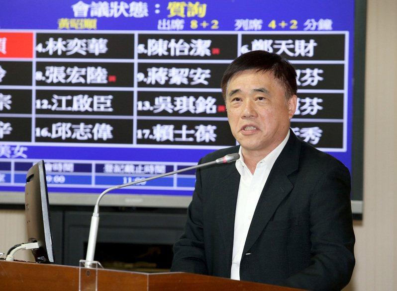 台北市前市長郝龍斌。圖/聯合報系資料照片