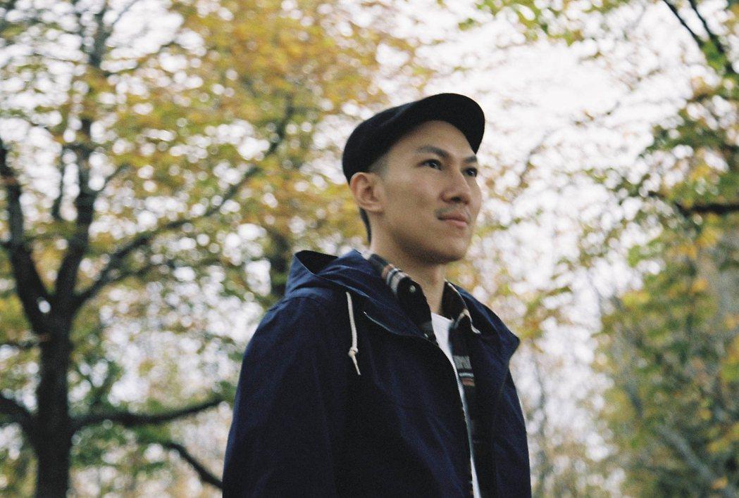 蘇打綠阿龔(龔鈺祺)推出首張創作演奏專輯。圖/環球音樂提供
