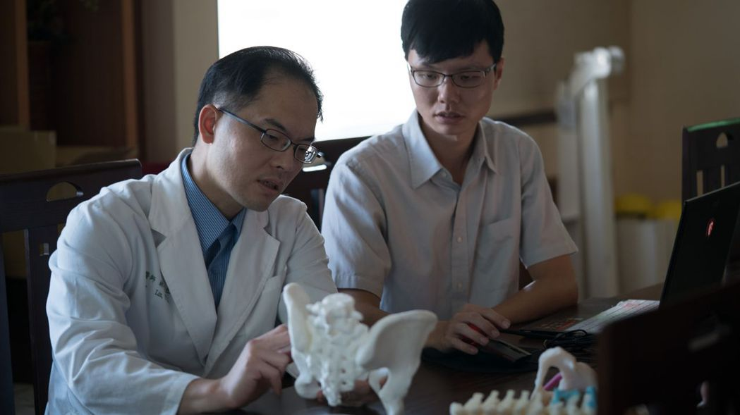 長陽生醫積極搶占3D生物列印醫療市場。    長陽/提供
