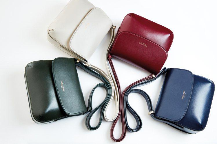 Giorgio Armani秋冬推出的新款La Prima包,是以九○年代設計靈...
