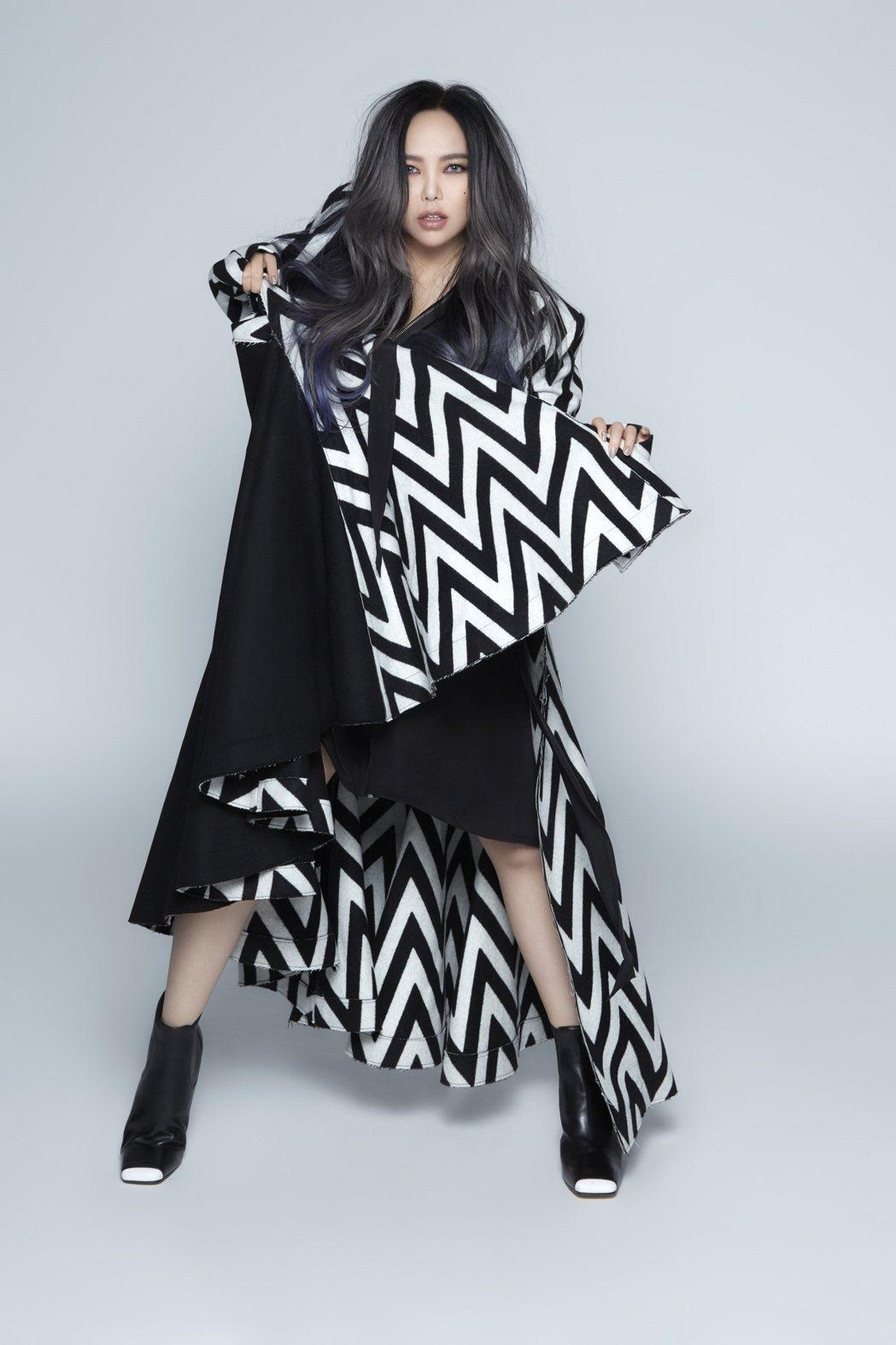張惠妹首度在家鄉台東舉辦跨年演唱會。圖/聲動娛樂提供