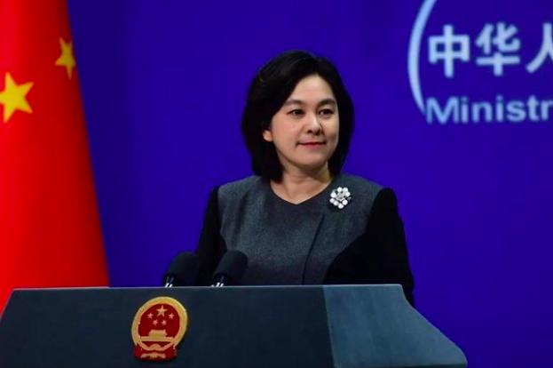 大陸外交部發言人華春瑩表示,大陸累計向美國出口約394.3億個口罩,相當於每個美國人獲得約120個口罩。環球網