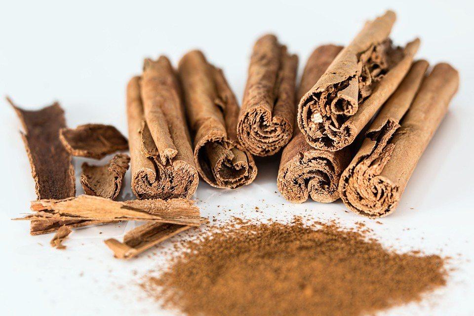 肉桂在中醫的領域也是屬於溫補的食材 圖/pixabay