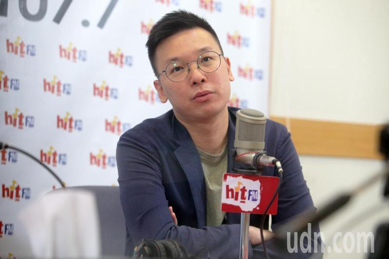 民進黨副秘書長林飛帆。記者胡經周攝影/報系資料照