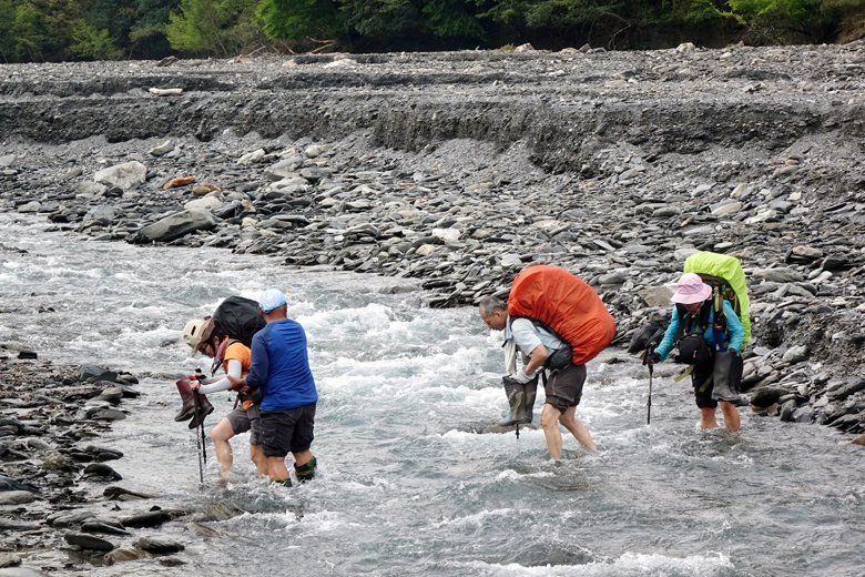人人皆知登山健行在台灣是大眾化的活動,「大眾化」即意味著人人皆可參與。 圖/聯合報系資料照