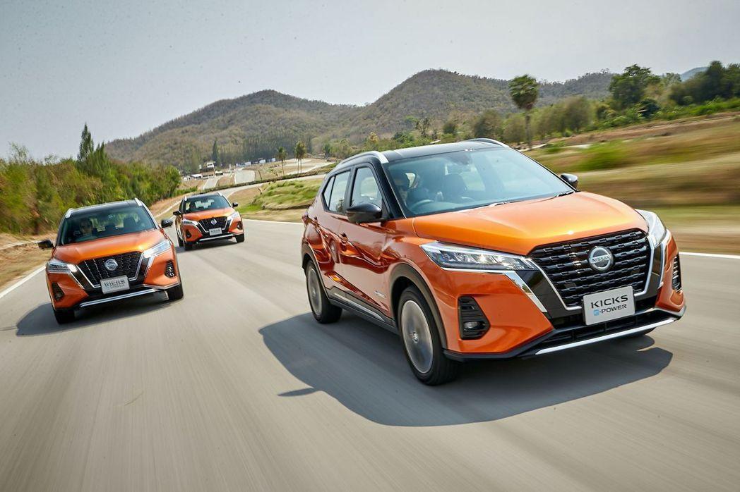有鑒於小改款泰規與日規Nissan Kicks都導入了e-POWER增程電動系統...