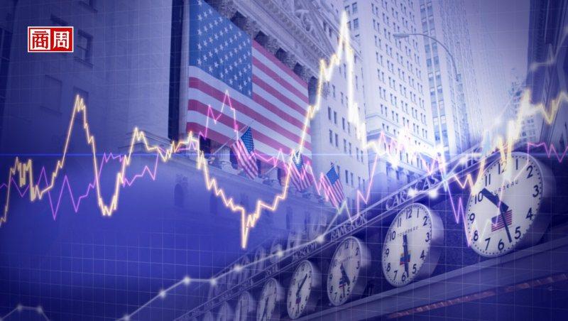 美國3大指數11月陸續創新高,顯示投資人對市場相當狂熱,讓股市呈現「極度貪婪」的情緒。(來源.Dreamstime)
