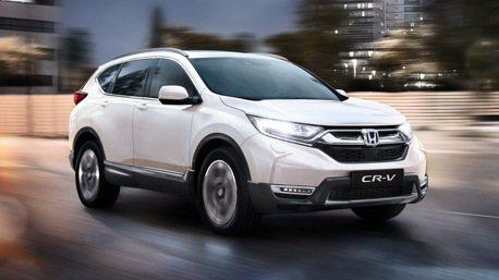 2021年式Honda CR-V Hybrid登陸歐洲 微幅有感進化!
