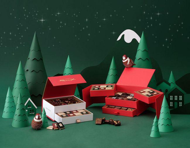 半島精品店推巧克力禮盒。 圖/Talter Taiwan提供