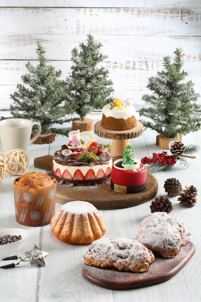 麗緻坊推出7款法式糕點。 圖/Talter Taiwan提供