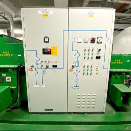 負載整併及電力變壓器重整。 臺科大/提供