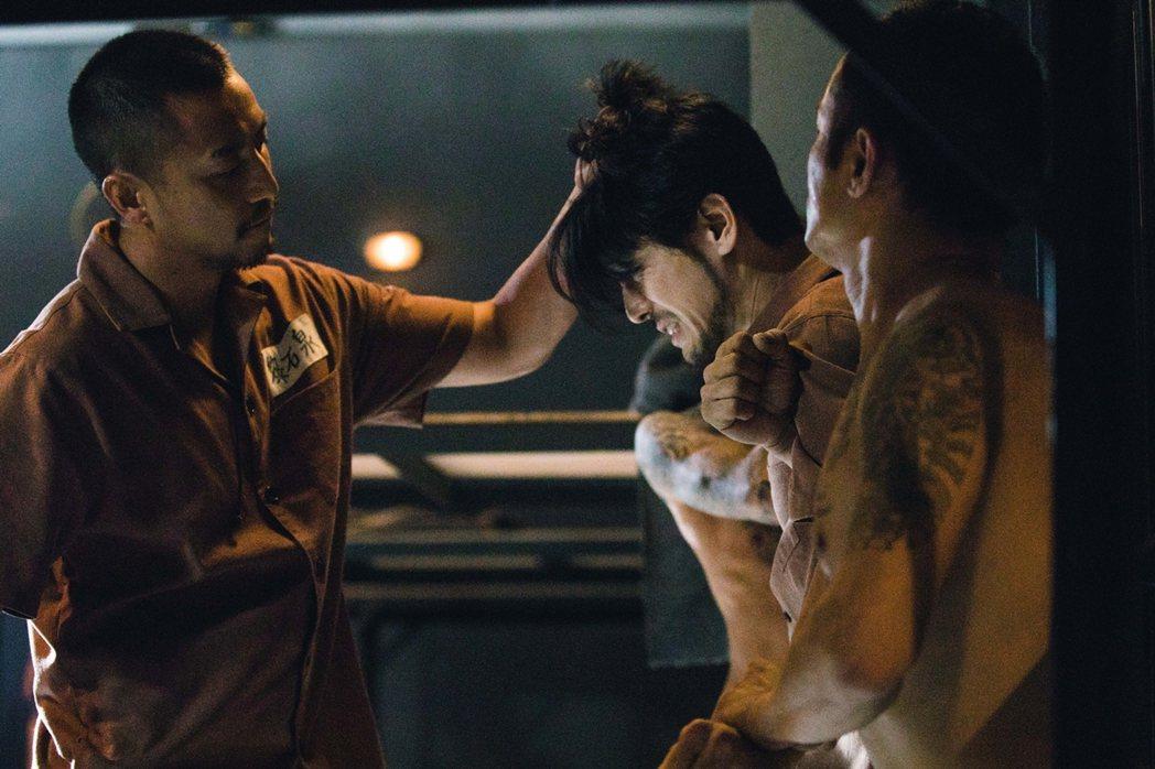 「逃獄兄弟」12月11日上映。圖/華映提供