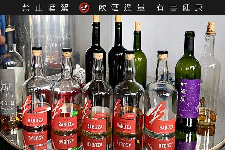 秉森酒莊與深耕園,是台灣兩家指標性的葡萄酒莊。圖/摘自好飲學院臉書。提醒您:禁止...