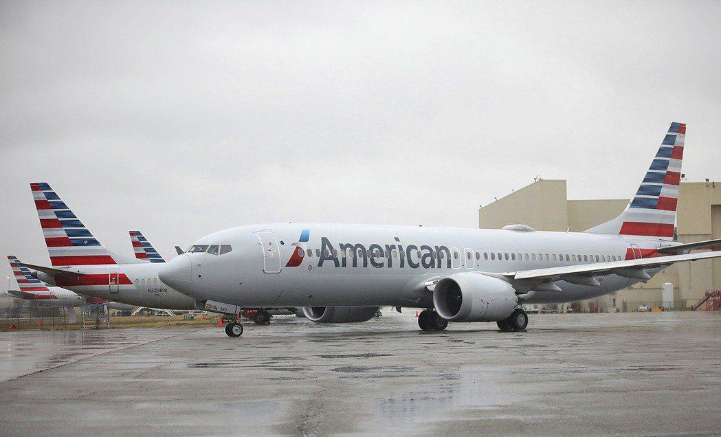 波音737 MAX 2日搭載媒體人員,完成勒令停飛以來首趟一般人員試乘。美聯社