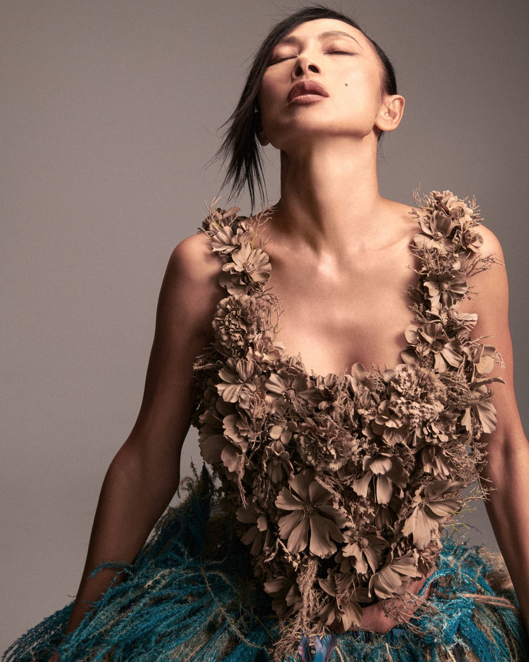 Photography/Cheng Po Ou Yang;Styling/Que...
