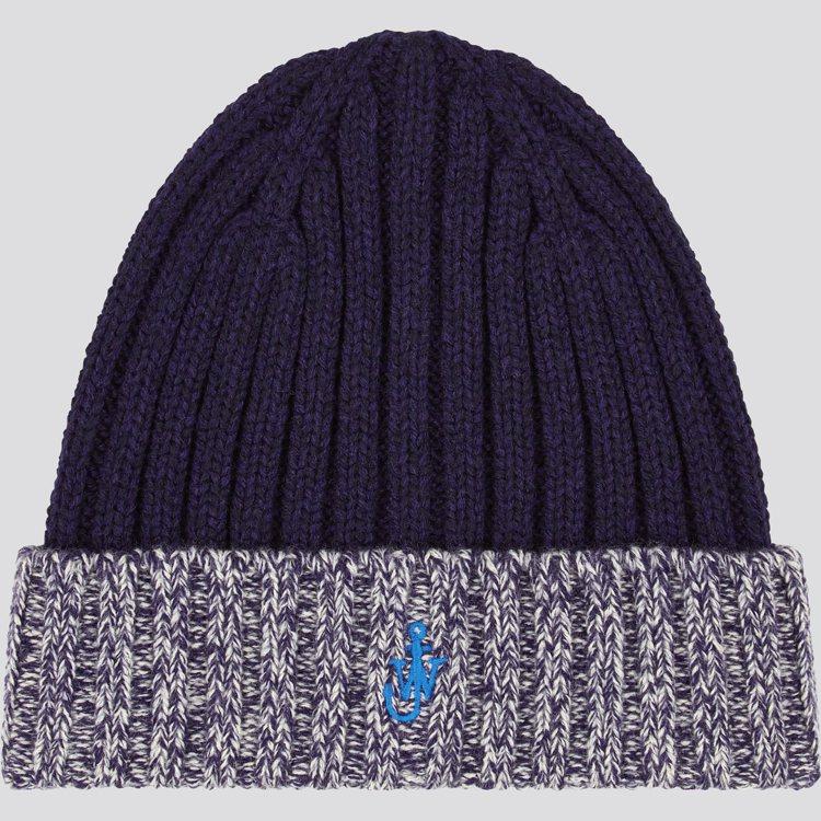 UNIQLO與JW ANDERSON聯名系列耶誕限定毛帽590元。圖/UNIQL...