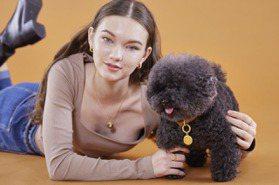 毛孩親子時髦起來!台灣設計師品牌ANVI訂製寵物首飾