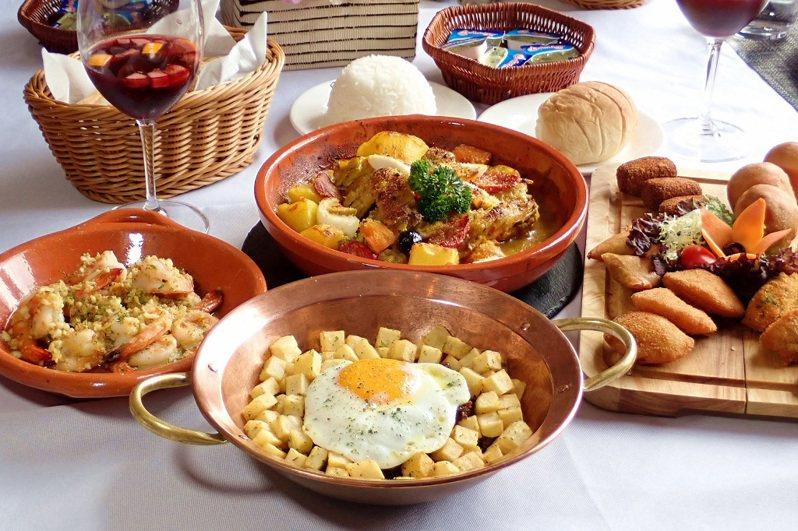 澳門旅遊局推出澳門土生菜資料庫,網頁內含297份食譜,可在家學做澳門土生菜 ,來一趟舌尖上的美食之旅。  圖/澳旅局提供