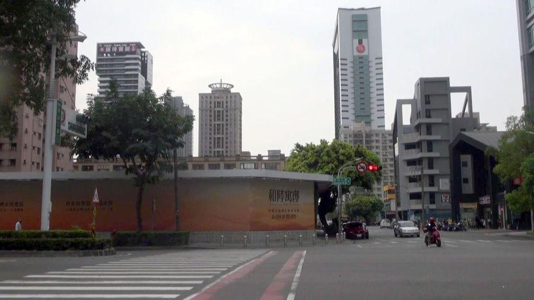 台日合作的「和陸寓邸」基地位在中山路及林森路交叉口,將為高雄亞灣區的房產市場投下...