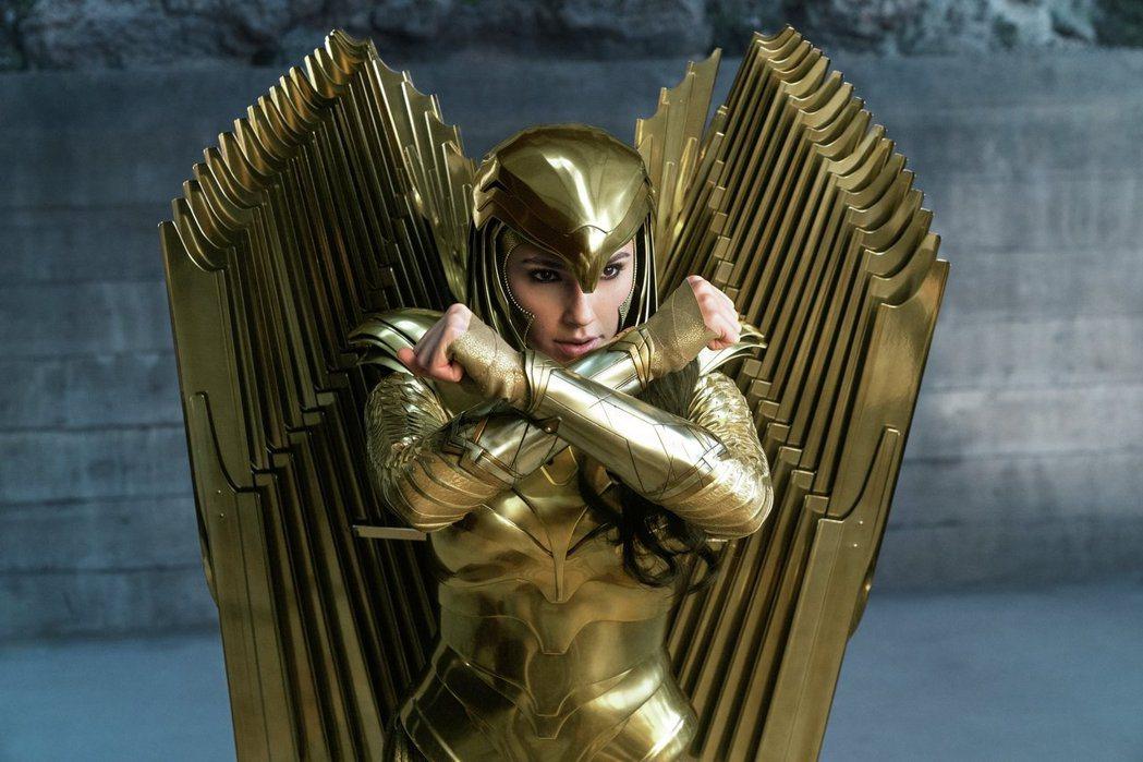 「神力女超人1984」。圖/華納兄弟提供