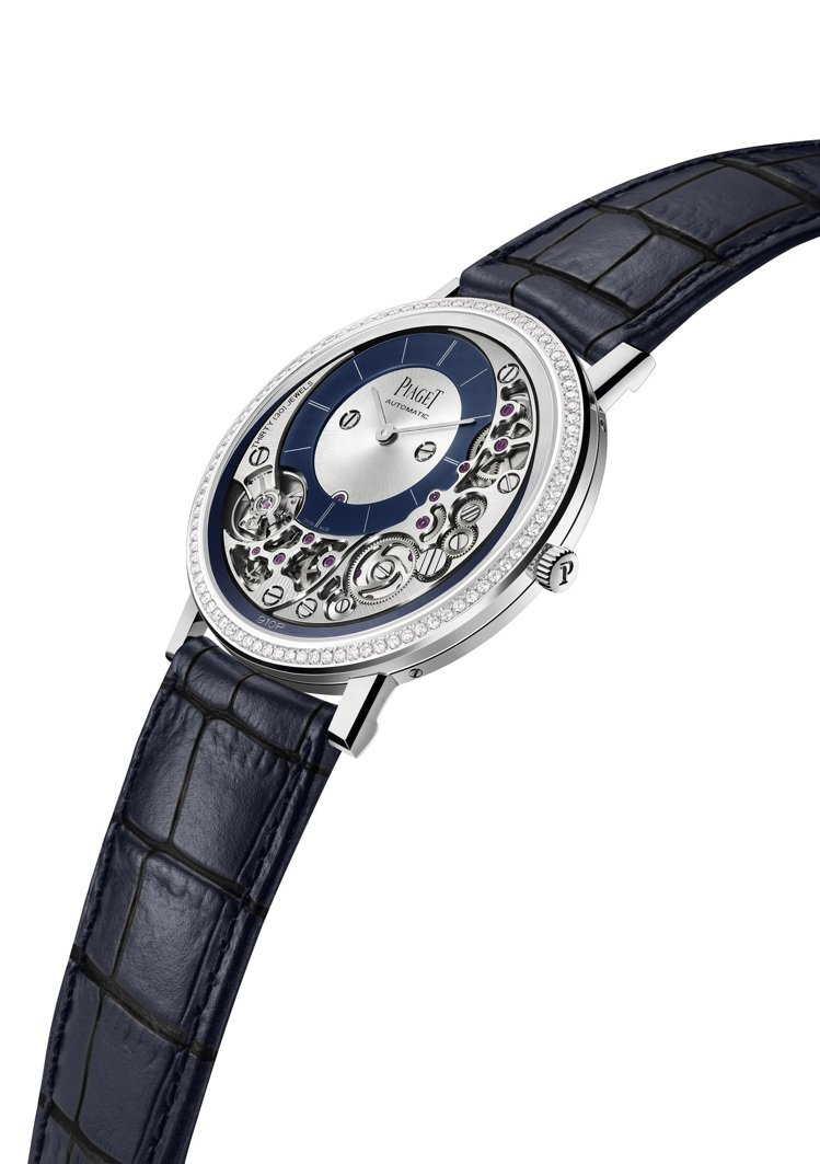 PIAGET,Altiplano Ultimate Automatic 18K白...