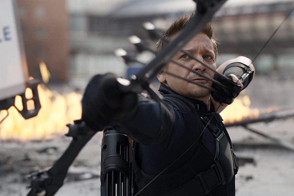 傑瑞米雷納扮演的首代「鷹眼」,在影集版中又會有新的遭遇。圖/摘自imdb