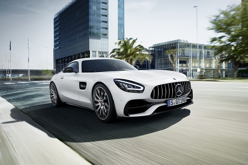 Mercedes-AMG GT家族進行動力升級,GT動力甚至達530ps最大馬力...