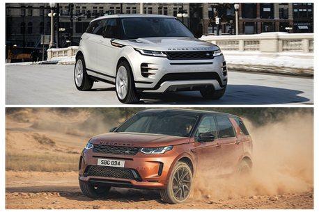 導入Pivi Pro智慧科技介面!新年式Land Rover Range Rover Evoque、Discovery Sport登台