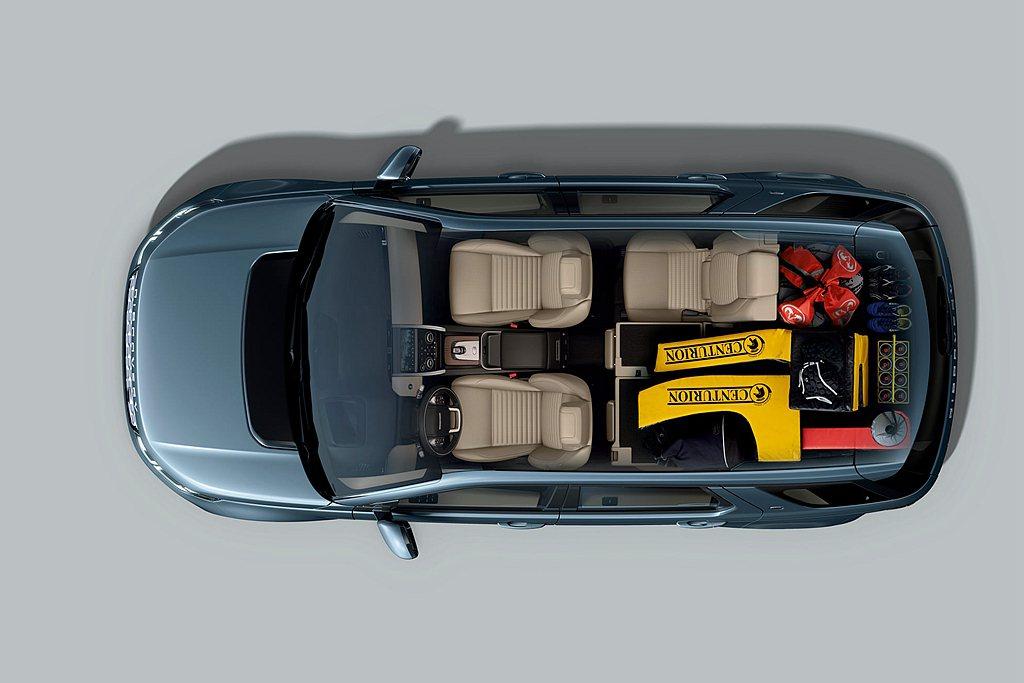 Land Rover Discovery Sport還有領先級距的5+2人座多功...
