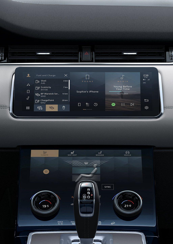 2021年式Land Rover Range Rover Evoque與Disc...
