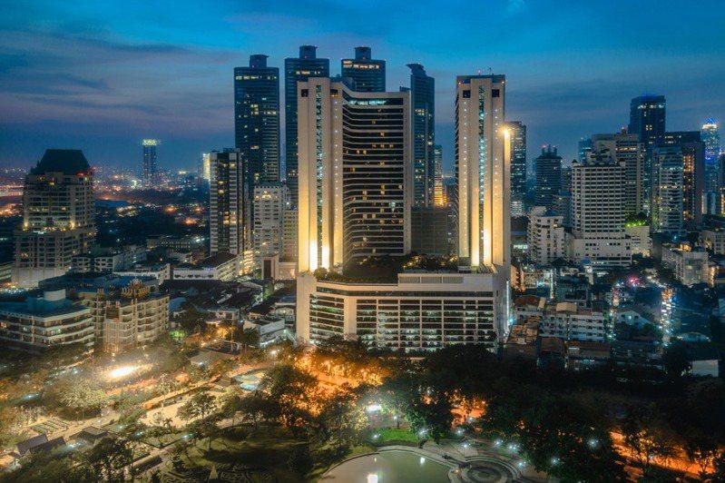 泰國首都曼谷。圖片來源/ingimage