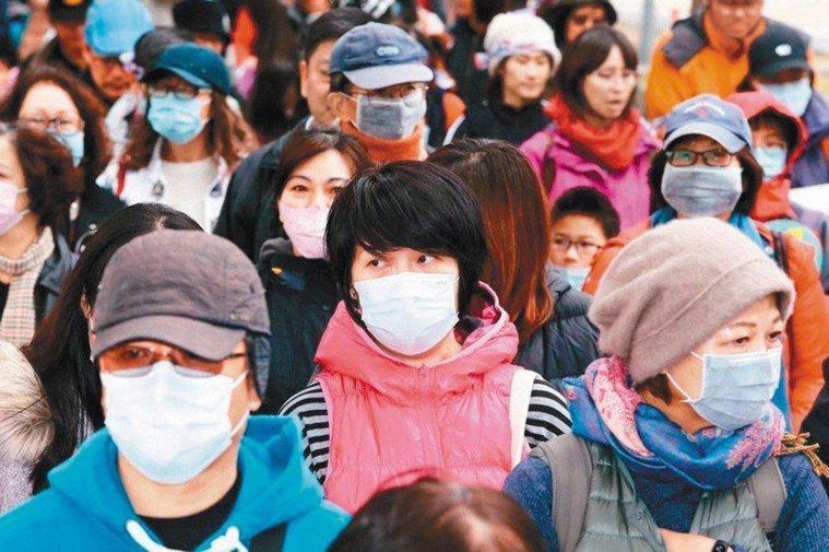 秋冬流感病毒季,不僅要避免戶外汙染,維持居家良好空氣品質尤其重要。 圖/報系資料...