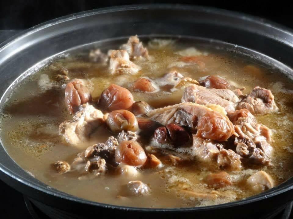 台南楠西梅嶺必吃的梅子雞。 圖/陳居峰 提供