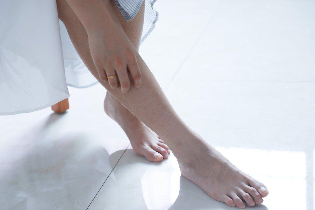 水腫是指因為有過多的液體所造成的身體組織腫脹。 圖/pexels