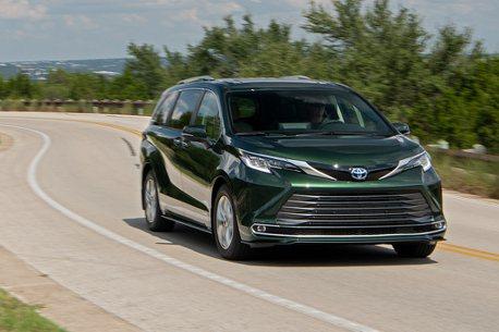 漲幅超過8萬台幣!全新第四代Toyota Sienna美國售價公布