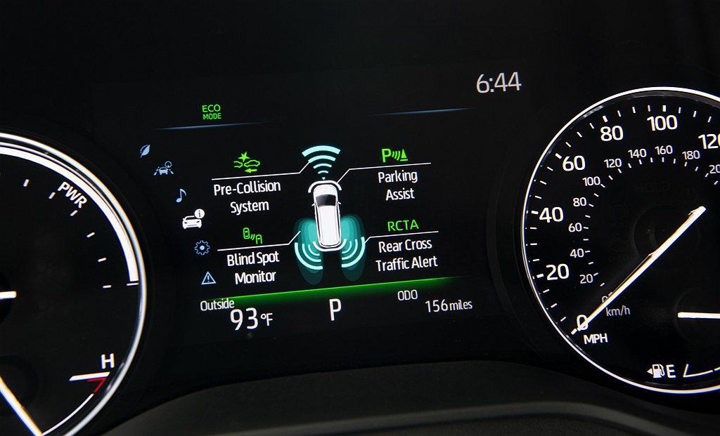 加上第二代Toyota Safety Sense(TSS 2.0)、重新設計的座...
